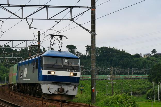 福山レールエクスプレス EF210-1