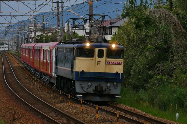 EF65ー2065 甲種