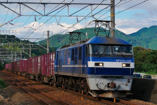 EF210-108 5075レ