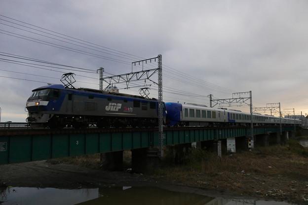 西武鉄道ラビュー甲種 FZ1000