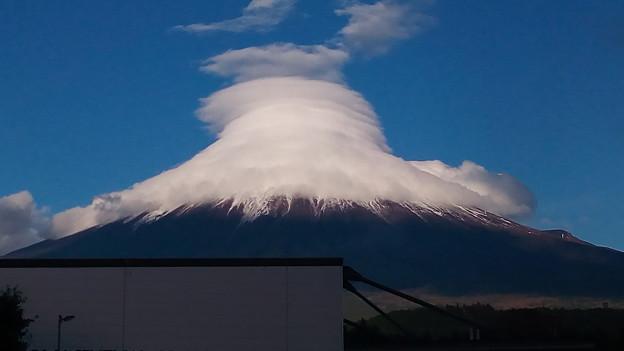 ラピュタな富士山