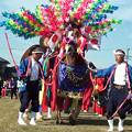 中米ジャンカン馬踊り