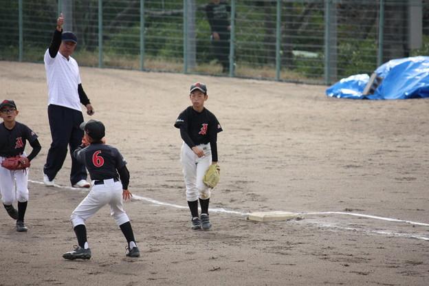20201101万葉旗争奪少年野球新人大会0011