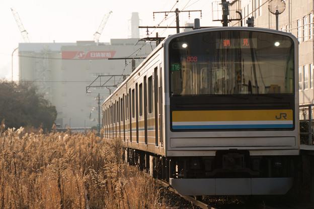 鶴見線 大川駅