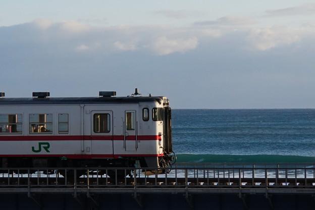 Photos: 八戸線 宿戸~陸中八木