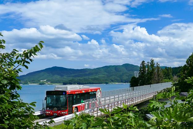 気仙沼線BRT 陸前戸倉~志津川