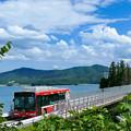 Photos: 気仙沼線BRT 陸前戸倉~志津川