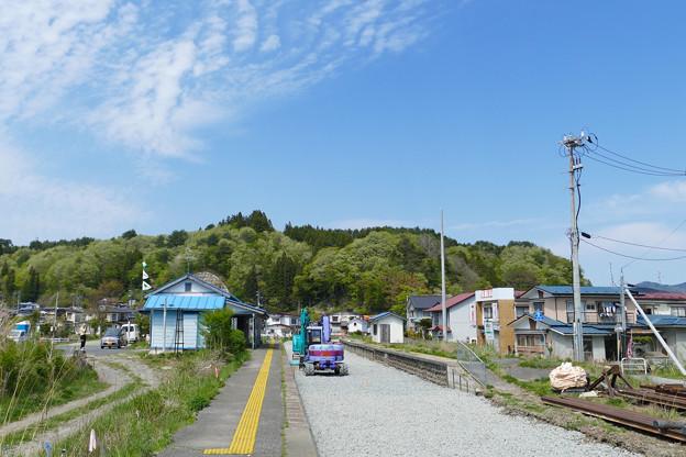 山田線 津軽石駅