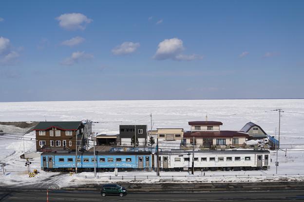 釧網本線 北浜~藻琴