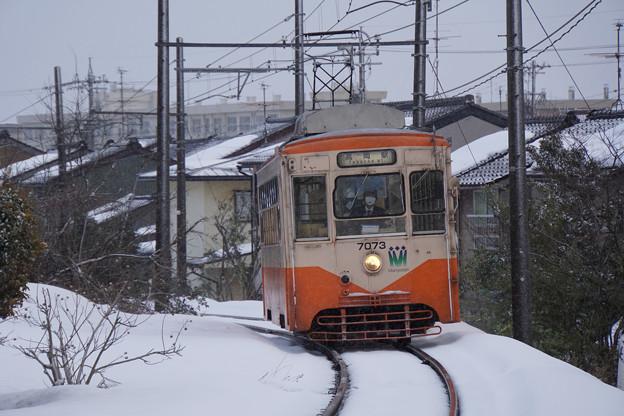 万葉線 庄川口駅
