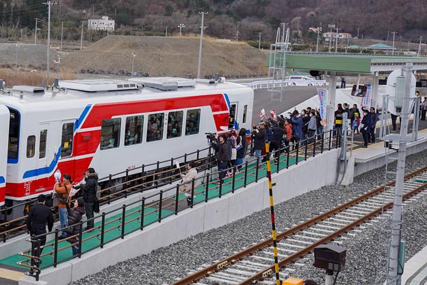 三陸鉄道 大槌駅