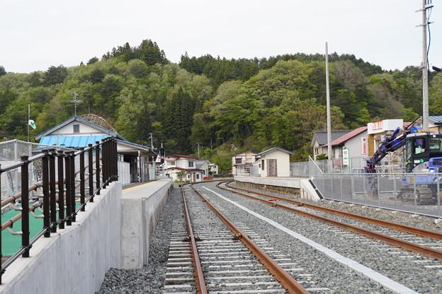 Photos: 津軽石駅(4)(2018年)