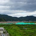 Photos: 大槌町 シーサイドタウンマストから(2015年)