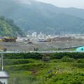 Photos: 大槌町 シーサイドタウンマストから(2016年)