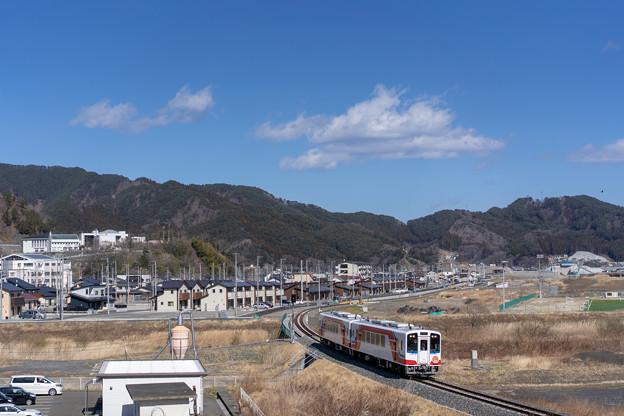 大槌町 シーサイドタウンマストから(2019年)