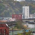 三陸鉄道 釜石駅付近