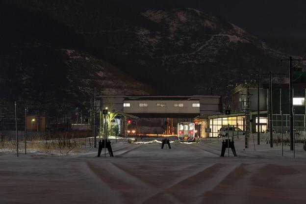 Photos: 留萌本線 留萌駅