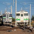 Photos: 札沼線 北海道医療大学駅