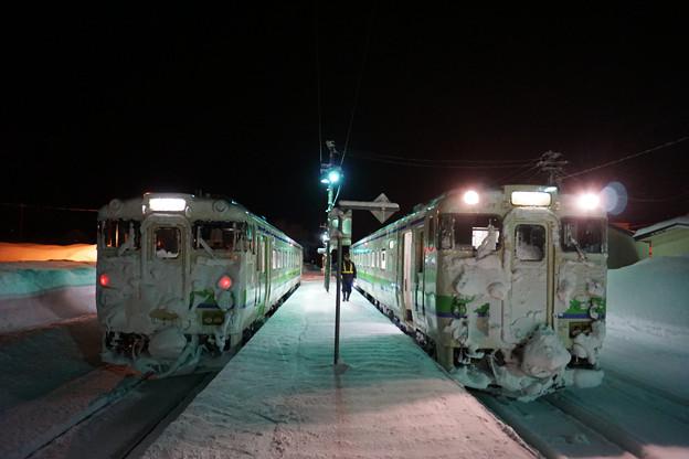 札沼線 石狩月形駅