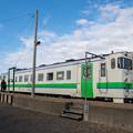 Photos: 札沼線 札比内駅
