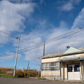 札沼線 札比内駅