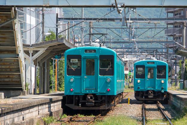 和歌山線 岩出駅