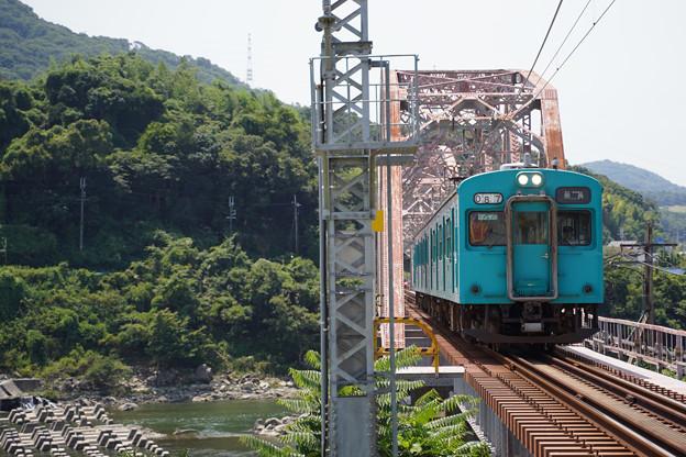 和歌山線 船戸駅~岩出駅