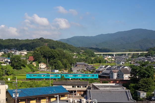 和歌山線 大和二見駅~五条駅