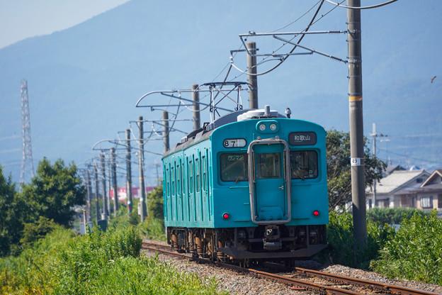和歌山線 大和新庄駅~高田駅