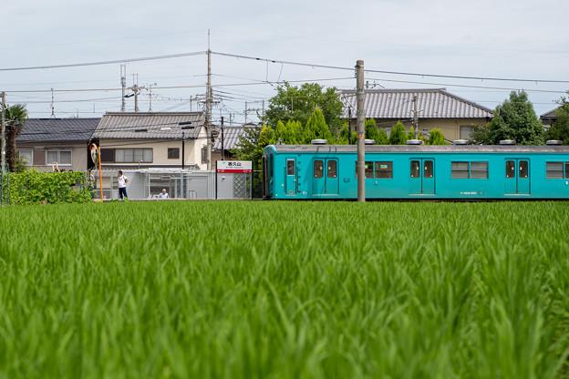 桜井線 香久山駅