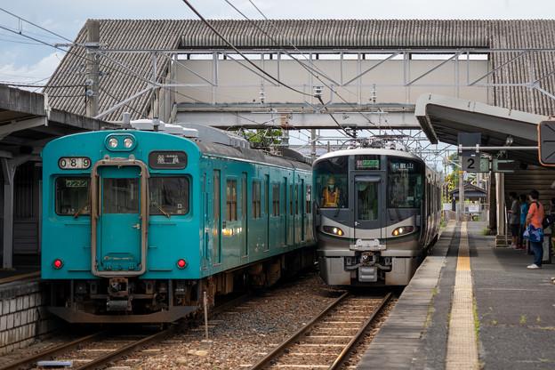 桜井線 三輪駅