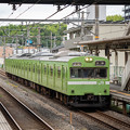 Photos: 奈良線 平城山駅
