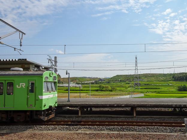 奈良線 木津駅
