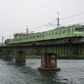 奈良線 宇治川橋梁