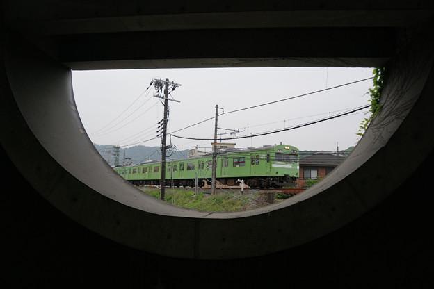 奈良線 宇治駅~黄檗駅