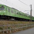 奈良線 桃山駅~JR藤森駅