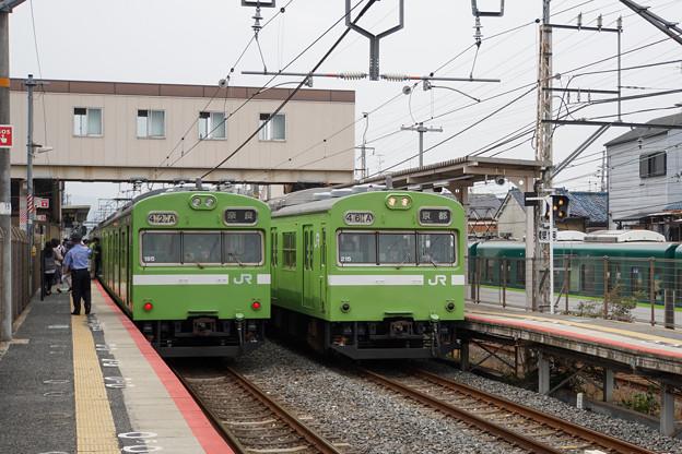 奈良線 黄檗駅