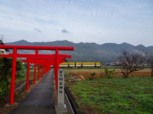 一畑電鉄 高浜駅~遥堪駅