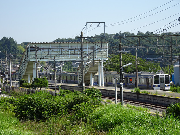 常磐線 竜田駅