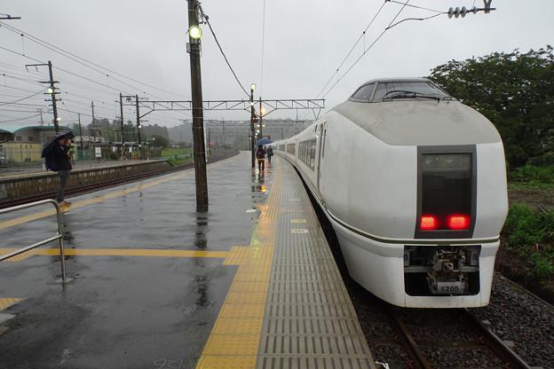 Photos: 常磐線 竜田駅
