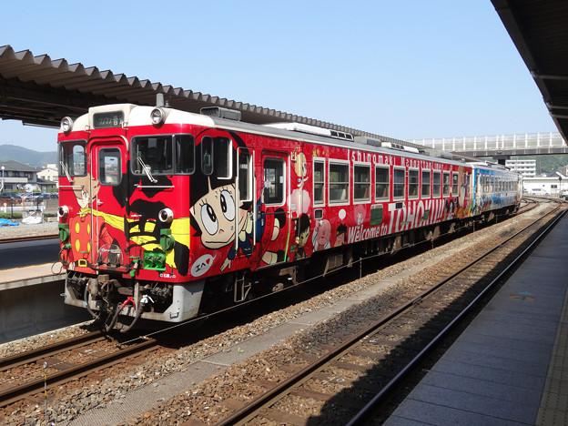 石巻線 石巻駅
