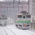 Photos: 宗谷本線 旭川四条駅