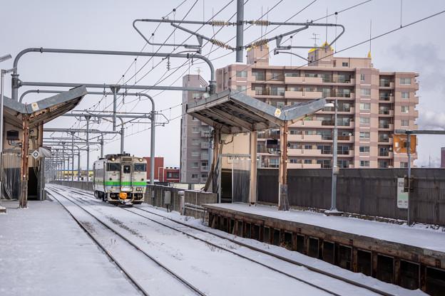 宗谷本線 旭川余剰駅