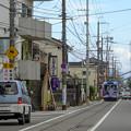 Photos: とさでん交通 曙町停留所