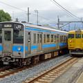 土讃線 金蔵寺駅