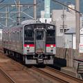 予讃線 丸亀駅