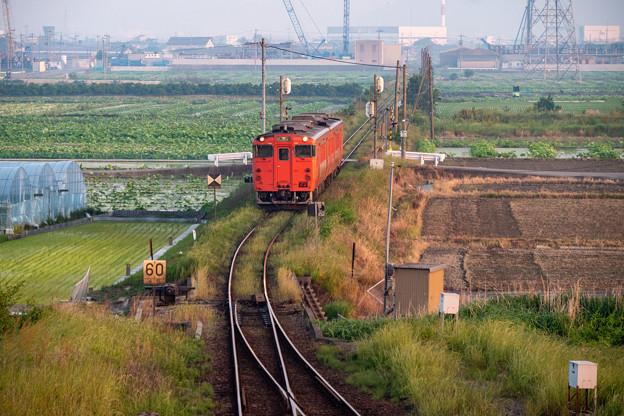 高徳線 池谷駅