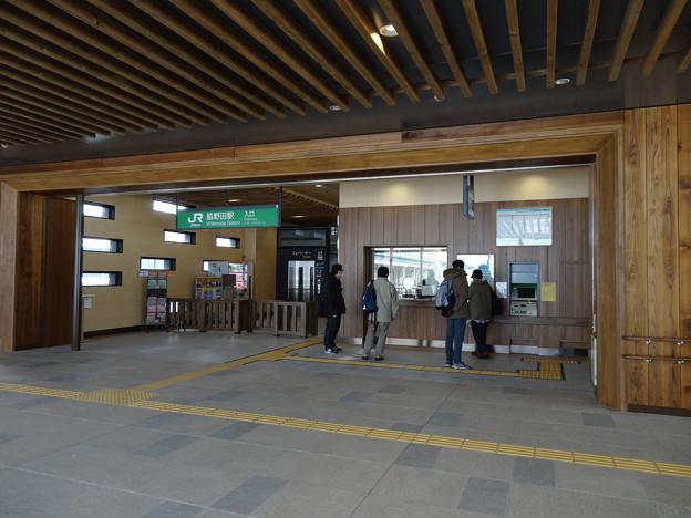 上越妙高駅(旧脇野田駅)