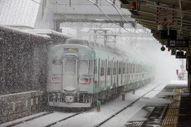 西鉄天神大牟田線 西鉄二日市駅