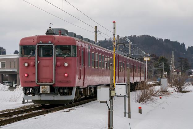 七尾線 津幡駅~中津幡駅